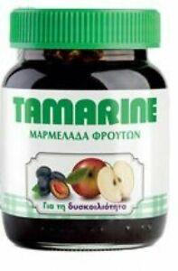 Tamarine Fruit jelly for chronic constipation 260gr EXP2022/11
