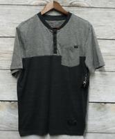 Marc Ecko Cut /& Sew Big /& Tall Mens 2X Black City Flag Slim Fit T-Shirt New