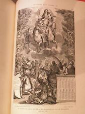 CHAMPIER Anciens almanachs illustrés IN-FOLIO EO Tirage de Tête 1/10 JAPON 1886