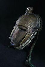 old African Marka / Warka N'tomo Society Dyoboli Koun mask, tribal art Mali