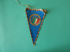 VINTAGE ITALY NATIONAL SOCCER TEAM CHAMPIONS 1934-38-82 FLAG