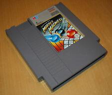 Nintendo NES 8 Bit PAL-A UKV spel game MARBLE MADNESS cart MB Milton Bradley