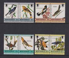 Montserrat - 1985, Führer Von The World, J Audubon, Vögel Set - MNH - Sg 657/64