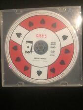 WORLD POKER TOUR SEASON TWO DISC 5 ONLY