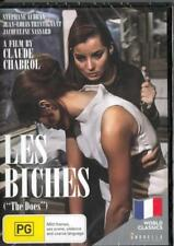 LES BICHES - THE DOES - NEW & SEALED REGION 4 DVD - FREE LOCAL POST