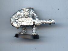 WH40K 3rd Ed Ork boyz big Shootas#1 Heavy Shootas Metal Miniature