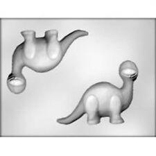 "Dinosaur 5.5"" CHOCOLATE Designer Candy MOLD Brontosaurus"