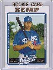 MATT KEMP ROOKIE CARD 2005 Topps Update RC Matthew LOS ANGELES DODGERS BASEBALL