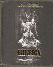 BUCH 10 år med KAIZERS ORCHESTRA, Blitzregn 02-12, DÄNISCH, 2013, NEU