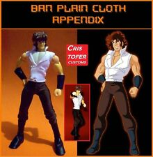 BAN LEON MENOR PLAIN CLOTH APPENDIX, para SAINT SEIYA MYTH CLOTH, LEO LIONNET