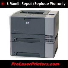HP Hewlett-Packard LaserJet 2430dtn VALUE Laser Printer Q5962A-V