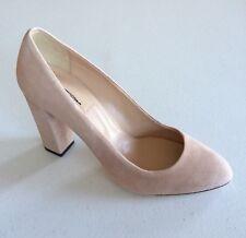 JCREW Stella Suede Pumps Womens 10 Sandy Brown Nude Shoes $238 NEW B0942