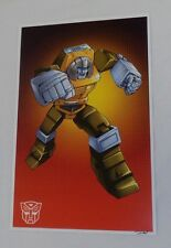 G1 Transformers Autobot Brawn Poster 11x17 Box Art Grid Freeshipping