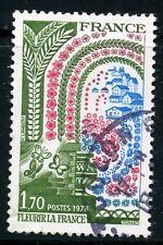 STAMP / TIMBRE FRANCE OBLITERE N° 2006 / FLORE / FLEURIR LA FRANCE