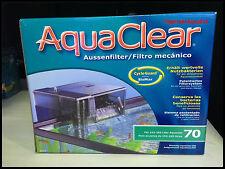 Hagen Aquaclear 70 Aquarium Power Filter - A615