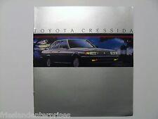 Toyota Cressida 1985 - The Luxurious Toyota - O what a feeling