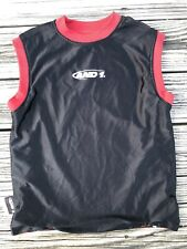 And 1 Reversible Basketball Jersey Red Black Youth Medium. (10-12)