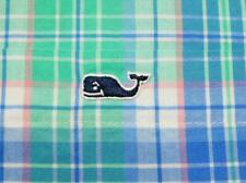 VINEYARD VINES SLIM FIT Btn-Down Plaid Long Sleeve Tucker Shirt L