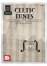 Various: Celtic Fiddle Tunes for Solo & Ensemble Violin (... MLB99636M