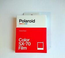 Polaroid Sofortbildfilm für alle SX-70 Kameras NEU - Hergestellt 06-2021