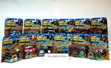 2020 Hot Wheels Monster Trucks 1:64 Diecast Assortment You Choose