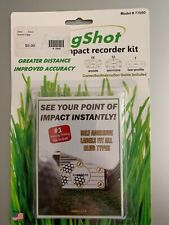 Longshot Golf Impact Self Adhesive Recorder Kit