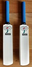 "Great Quality Yorkshire CCC Crest Hand Carved Mini-Bats,Size 12"" @ £4.50p !"