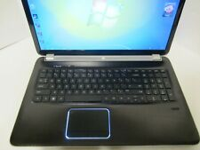 HP PAVILION DV7-6B55DX 17.3 CORE i5-2430M@2.40GHz 6GB RAM 500GB HDD WIN 7 OFF13
