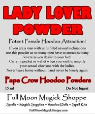 Lady Lover Hoodoo Powder Attract Sex Partner Find Female Lover Lovers Charisma