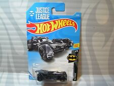 2018 HOT WHEELS ''BATMAN''  #1 = JUSTICE LEAGUE BATMOBILE = BLACK , int