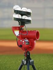 Heater Slider 60mph Lite-Ball Pitching Machine and Feeder SL129BB