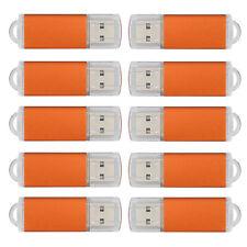 20PCS 1GB-16GB USB 2.0 Flash Drives Enough Storage Memory Sticks Thumb Pen Drive