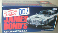 Corgi ASTON MARTIN DB5 JAMES BOND 50th Ann.'THUNDERBALL' (Silver) 1/43 Ltd Edn.