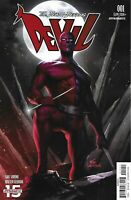 Death-Defying Devil Comic Issue 1 Limited Variant Modern Age First Print 2019