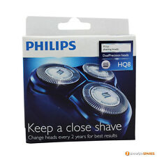 Philips HQ8 Cabezales de recambio hoja HQ 8 PHILISHAVE