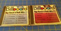 Lot Of 2 CDs Billboard 1972. Billboard 1971