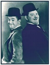 Refrigerator Magnet- 2 1/2 X 3 inches - Laurel and Hardy