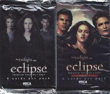 Neca Twilight Eclipse Series 1 & Series 2 Trading Card Packs