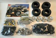 LEGO TECHNIC N°8466 – OFF ROAD – 100 % COMPLETE WITH INSTRUCTIONS – NO BOX