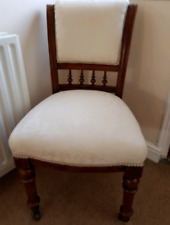 Upholstered Chair Used