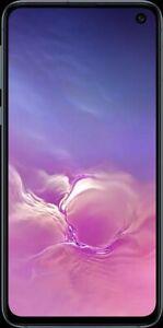 Unlocked Samsung Galaxy S10 SM-G973U - 128GB - Prism Black  (No SIM) MINT!
