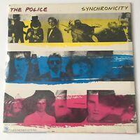 The Police Synchronicity LP Vinyl Album 1983 Sealed SP 3735