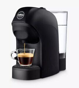 Lavazza 18000424 Tiny Pod Coffee Machine 15 Bar Black