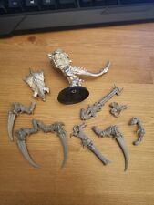 Warhammer 40k tyranids tyrant metal oop