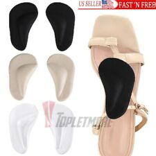 3 Pairs Arch Support Insoles Silicone Orthopedic Gel For High Heels Sport Shoes