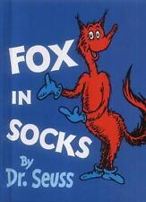 Fox in Socks: Miniature Edition (Dr Seuss Miniature Edition) By Dr. Seuss