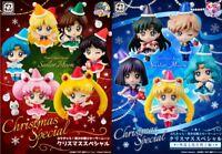 NEW Petit Chara Sailor Moon Christmas Special Box Vol.1 & Warrior Edition Japan