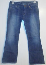 Express Womens Boot Cut Jeans Size 10S VGUC