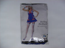 DARLING DECKHAND SAILOR SAILING WOMEN HALLOWEEN COSTUME X-SMALL