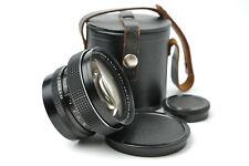 Carl Zeiss Jena MC Flektogon 20mm f2.8 lens M42 mount S/N 1168